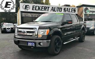 Used 2013 Ford F-150 XTR 4X4 WITH REVERSE CAMERA/UPGRADED RIMS for sale in Barrie, ON