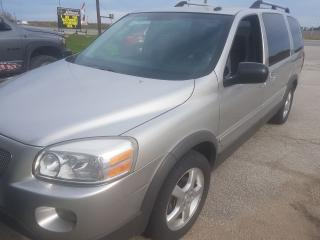 Used 2009 Pontiac Montana SV6 for sale in Dundalk, ON