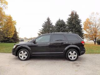 Used 2009 Dodge Journey R/T- 7 PASSENGER for sale in Thornton, ON