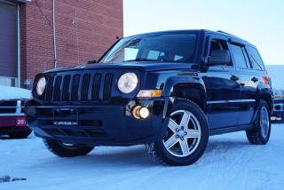 Used 2007 Jeep Patriot SPORT, 4WD, Alloy for sale in North York, ON
