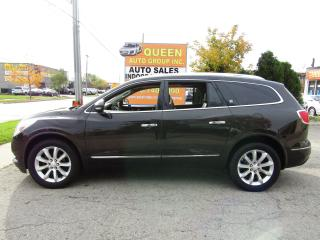 Used 2014 Buick Enclave Leather for sale in North York, ON