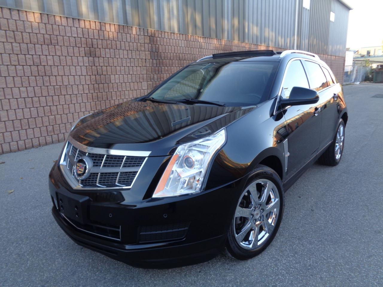 Photo of Black 2011 Cadillac SRX
