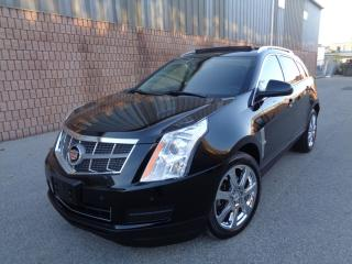 Used 2011 Cadillac SRX AWD - CAMERA - PANO SUNROOF - 20