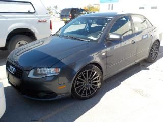 Used 2008 Audi A4 S-LINE for sale in Innisfil, ON