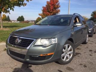 Used 2007 Volkswagen Passat 2.0T - AUTO, LEATHER, HEATED SEATS, POWER HATCH! for sale in Orleans, ON
