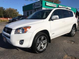 Used 2009 Toyota RAV4 Sport l Leather l Backup Camera for sale in Waterloo, ON