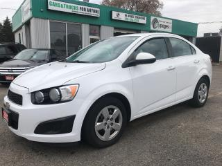 Used 2012 Chevrolet Sonic LT for sale in Waterloo, ON