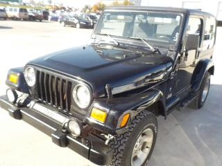 Used 2001 Jeep Wrangler for sale in Innisfil, ON