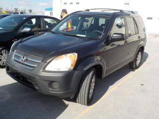 Used 2005 Honda CR-V for sale in Innisfil, ON