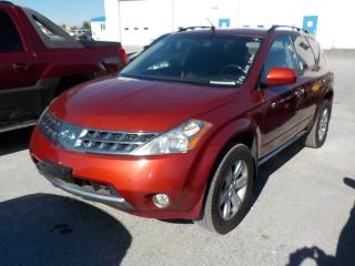 Used 2006 Nissan MURANO NSL for sale in Innisfil, ON