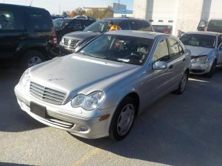 Used 2005 Mercedes-Benz C230 for sale in Innisfil, ON