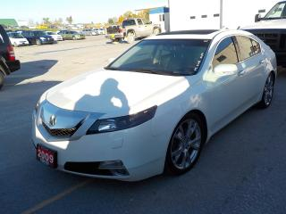 Used 2009 Acura TL for sale in Innisfil, ON