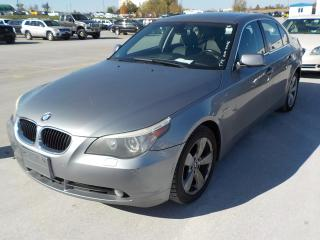 Used 2006 BMW 530xi for sale in Innisfil, ON