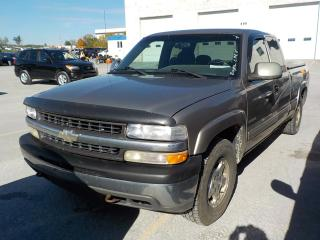 Used 2001 Chevrolet SILVERADO LS for sale in Innisfil, ON
