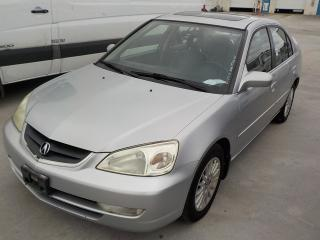 Used 2002 Acura 1.7EL (CANADA) for sale in Innisfil, ON