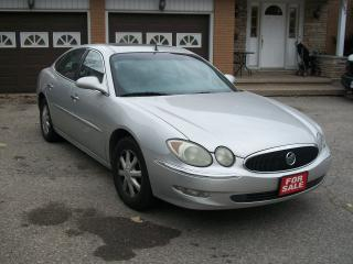 Used 2005 Buick Allure CXL for sale in Cambridge, ON