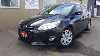 Used 2012 Ford Focus SE-HEATED SEATS-REMOTE START-SYNC-TINT for sale in Tilbury, ON