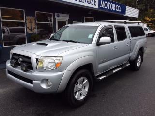 Used 2007 Toyota Tacoma Long box 6 ft. for sale in Parksville, BC