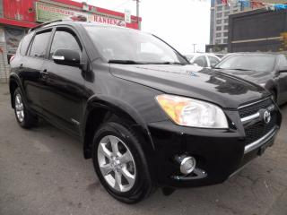 Used 2009 Toyota RAV4 Limited 4WD for sale in Brampton, ON