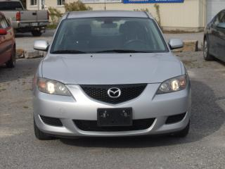 Used 2005 Mazda MAZDA3 for sale in Fenelon Falls, ON