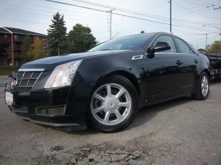 Used 2008 Cadillac CTS w/1SB for sale in Whitby, ON