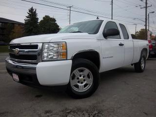 Used 2008 Chevrolet Silverado 1500 LS for sale in Whitby, ON