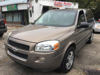 Used 2006 Chevrolet Uplander LS Safety and E Test is Included The Price. for sale in Scarborough, ON