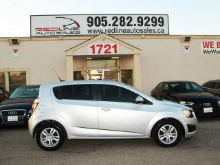 Used 2012 Chevrolet Sonic Alloys, WE APPROVE ALL CREDIT for sale in Mississauga, ON