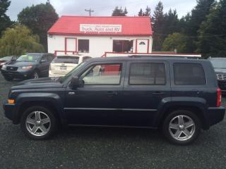 Used 2008 Jeep Patriot SPORT for sale in Parksville, BC