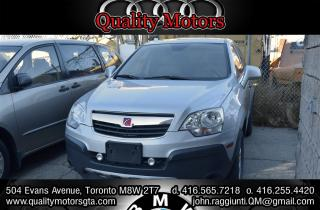 Used 2010 Saturn Vue XE for sale in Etobicoke, ON