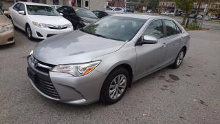 Used 2016 Toyota Camry LE for sale in Scarborough, ON