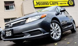 Used 2012 Honda Civic EX-L! 2XRims+NAV+Warranty! ONLY $86/bi-weekly! for sale in St Catharines, ON