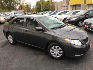 Used 2010 Toyota Corolla CE for sale in Scarborough, ON