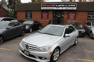 Used 2010 Mercedes-Benz C250 4Matic for sale in Scarborough, ON