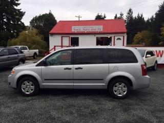 Used 2010 Dodge Grand Caravan SE for sale in Parksville, BC