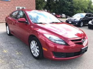 Used 2011 Mazda MAZDA6 GS - SAFETY & WARRANTY INCLUDED for sale in Cambridge, ON