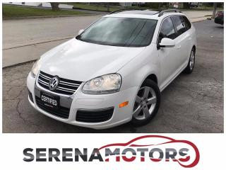 Used 2009 Volkswagen Jetta Wagon HIGHLINE | PANO ROOF. | NO ACCIDENTS for sale in Mississauga, ON