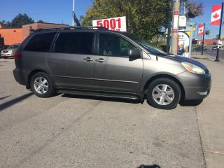 Used 2005 Toyota Sienna LE,NO ACCIDENT,SAFETY+3YEARS WARRANTY INCLUDED for sale in North York, ON