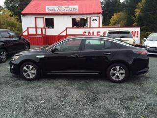 Used 2014 Kia Optima LX for sale in Parksville, BC