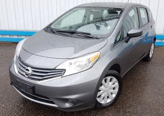 Used 2016 Nissan Versa Note SV *BLUETOOTH* for sale in Kitchener, ON