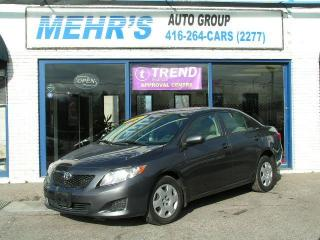 Used 2009 Toyota Corolla CE LOADED for sale in Scarborough, ON