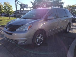 Used 2005 Toyota Sienna AWD,178KM,SAFETY+3YEARS WARRANTY INCLUDED for sale in North York, ON