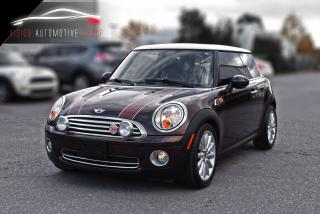Used 2010 MINI Cooper MAYFAIR EDITION for sale in North York, ON
