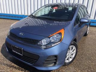 Used 2016 Kia Rio5 LX+ *AUTOMATIC* for sale in Kitchener, ON