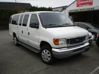 Used 2007 Ford Econoline E350 XLT for sale in Surrey, BC