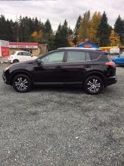 Used 2016 Toyota RAV4 LE for sale in Parksville, BC