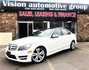 Used 2012 Mercedes-Benz C 300 C300|4MATIC |NAVIGATION|BACKUP CAM|PANO ROOF for sale in North York, ON