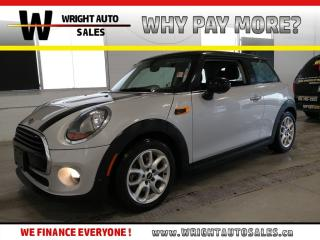 Used 2016 MINI Cooper Hardtop | LEATHER| SUNROOF| BLUETOOTH| 46,654KMS for sale in Cambridge, ON