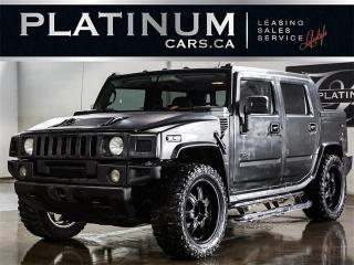 Used 2005 Hummer H2 SUT, 4WD, NAVI, BOSE AUDIO, LEATHER for sale in North York, ON