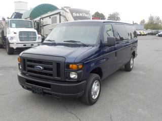 Used 2012 Ford Econoline E-150 XL 8 Passenger Van for sale in Burnaby, BC